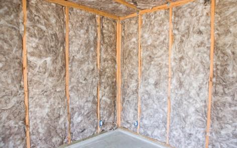 Isolation du plafond de votre garage