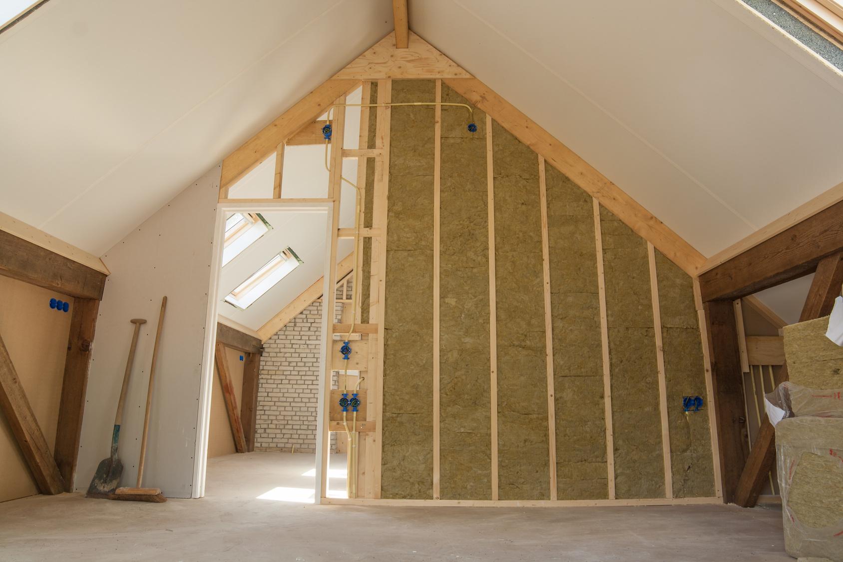 Isoler un mur m thodes et astuces pour isoler un mur - Plafond pour percevoir l apl ...