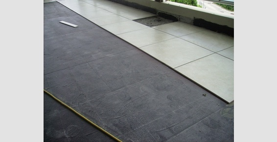 carrelage design isolant sous carrelage moderne design
