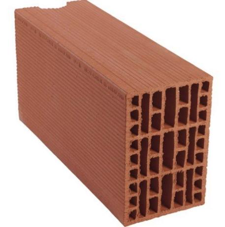 brique en terre cuite