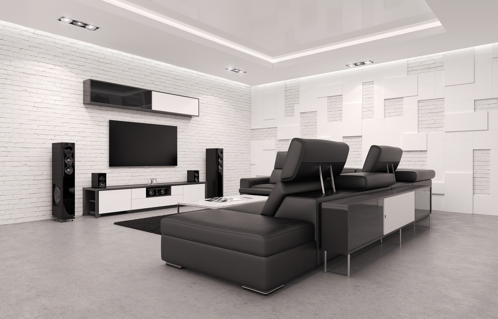 panneau acoustique cinema maison ventana blog. Black Bedroom Furniture Sets. Home Design Ideas