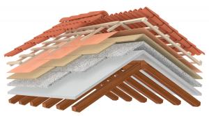 Isoler une toiture par l'extérieur