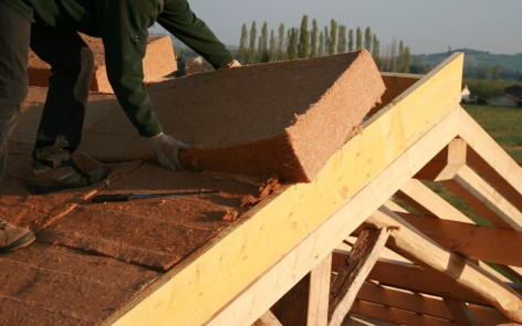 isoler laine de bois