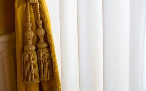 installation d'un rideau thermique
