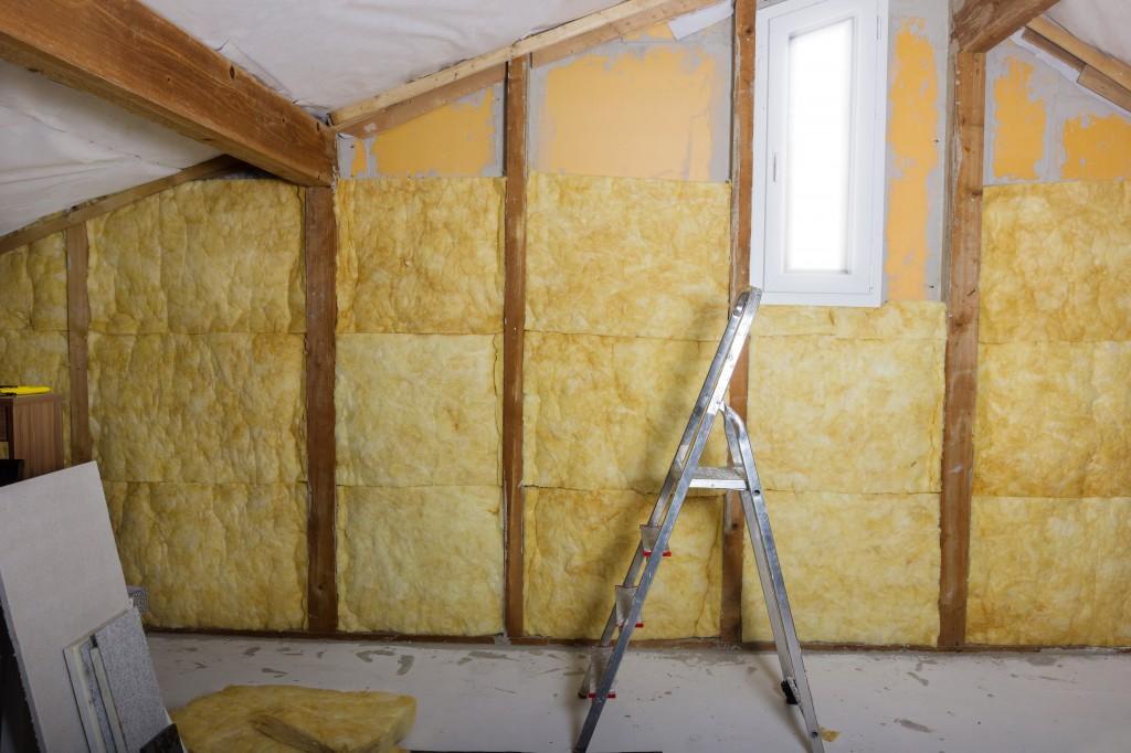 quel isolant pour un mur. Black Bedroom Furniture Sets. Home Design Ideas