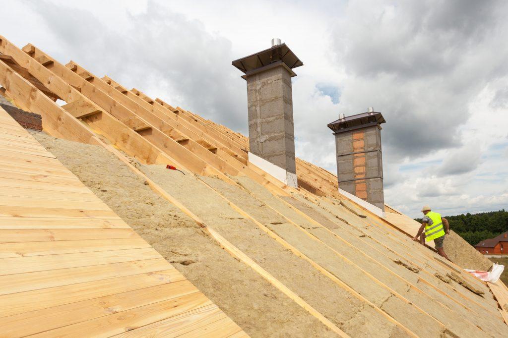 comment isoler votre toit par le sarking. Black Bedroom Furniture Sets. Home Design Ideas