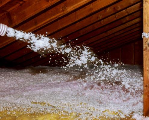 Vermiculite et isolation