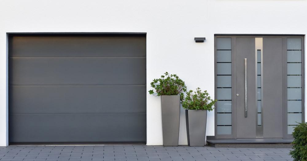 Isolation d'une porte de garage