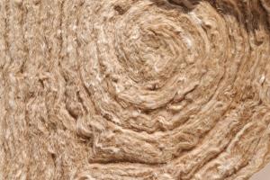 Isolation à la laine de roche