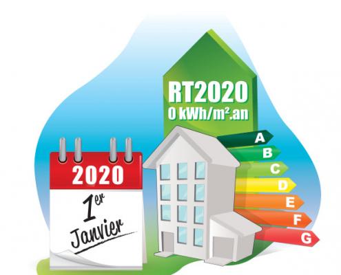 Nouvelle réglementation thermique 2020 : le point