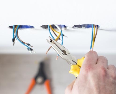 Isolation et rénovation électrique