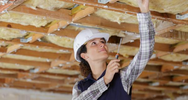 Isolation acoustique du plafond : comment la réussir ?