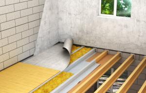 Réussir l'isolation de son plafond