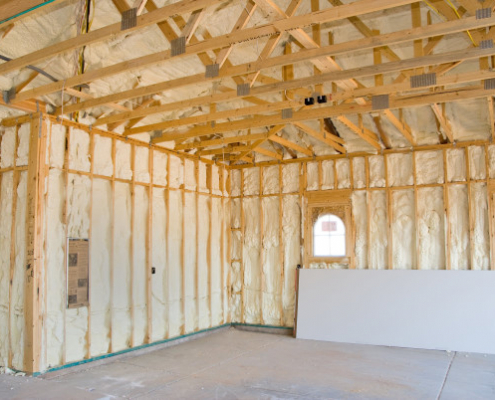 Combien prévoir pour l'isolation d'un garage ?