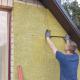 Coût d'isolation de façade extérieure